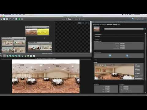 The Ultimate Guide to Making Virtual Tours Part 3 - Kolor Panotour Pro
