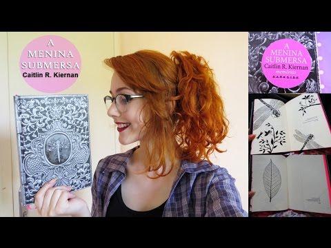 Dica de livro: A Menina Submersa - Memórias | Edição DarkSide Books