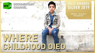 Where Childhood Died. Former Syrian child soldiers and their emotional scars