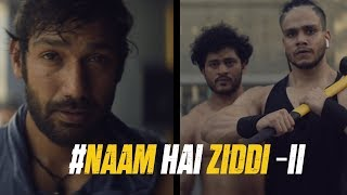 MuscleBlaze | Naam Hai Ziddi | More stories of Real Zidd