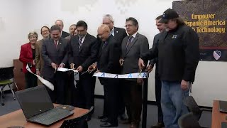 UTA, GM, LULAC Open Free Technology Lab