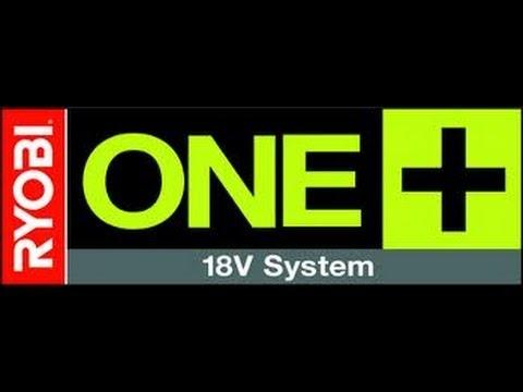 The Ryobi One + System - Jeremy Broun