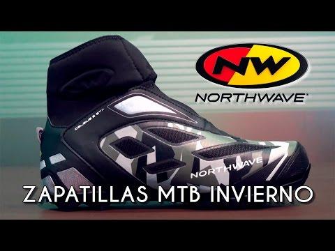 Colección zapatillas de invierno Northwave con Gore-Tex