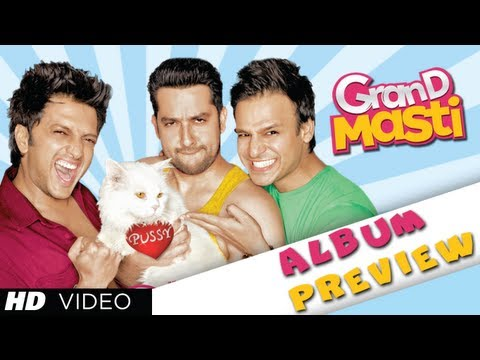 Grand Masti Songs Preview | Riteish Deshmukh, Vivek Oberoi, Aftab Shivdasani