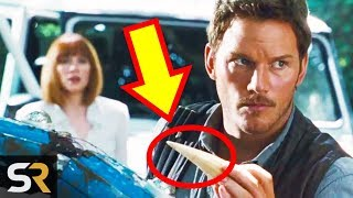 25 Mysteries And Plot Holes The Jurassic ParkWorld Franchise Left Hanging