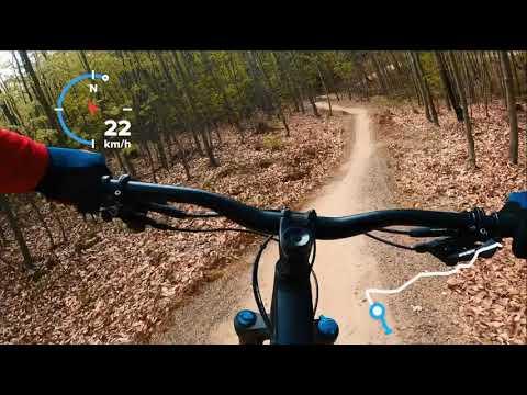 (cz) Single Trail Moravský Kras Jedovnice 2020 Dvojka