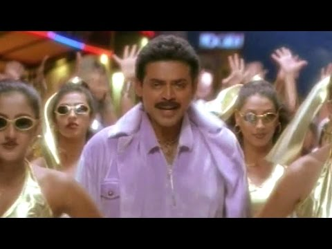 Seenu Movie Songs - Aatakundo Time - Daggubati Venkatesh