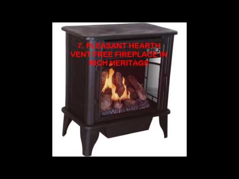 Top 10 Dual Fuel Ventless Gas Fireplace Review