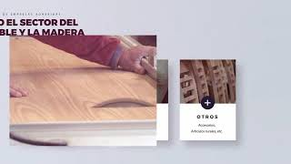 Video Promocional Web Red del Mueble y la Madera