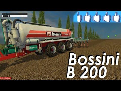 Bossini B200 v3.1