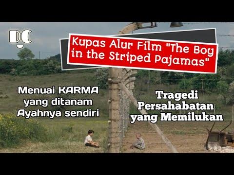 "Kupas Alur Film ""The Boy in the Striped Pajamas (2008)"" - Tragedi Persahabatan 2 Anak"