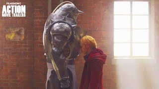 Fullmetal Alchemist Trailers #3: Watch the new trailer for the upcoming live action version of the iconic manga directed by Fumihiko Sori and starring Ryôsuke Yamada, Tsubasa Honda, Dean Fujioka.Stay up-to-date on all things ACTION by SUBSCRIBING and checking the NOTIFICATION CHAT BELL: http://goo.gl/HNyuHYTwo alchemist brothers go on a quest for the Philosopher's Stone after an attempt to revive their dead mother goes horribly wrong.Subscribe to FILMISNOW now to catch the best movie trailers 2017 and the latest official movie trailer, movie clip, scene, review, interview. The FilmIsNow team is dedicated to providing you with all the best new videos because just like you we are big movie fans.
