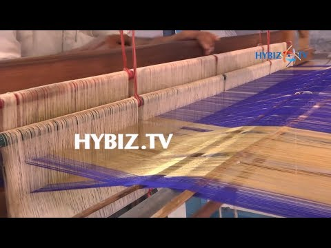 , Handloom Saree Weaving Process