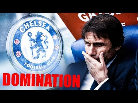 Blue Domination - Chelsea FC`s First 40 Goals Under Conte - HD
