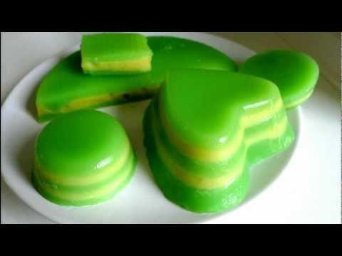 How to Make Vietnamese Tapioca Steamed Layer Cake – Bánh da lợn