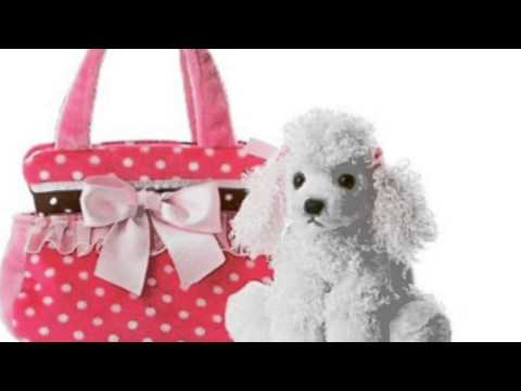 Video Check out the latest tube of Plush Fancy Pals Pet Carrier Fancy Pink