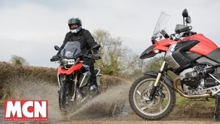9. BMW R1200GS: Old vs New | Tests | Motorcyclenews.com