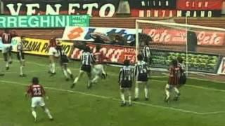 Alle Treffer von Paolo Maldini für den AC Milan