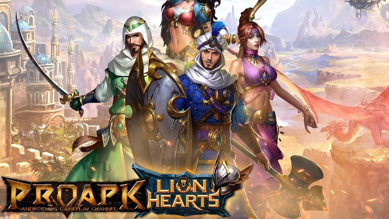 Lion Hearts: Final Clash