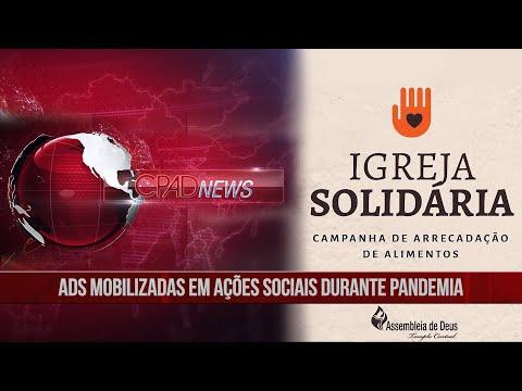 Boletim Semanal de Notícias - CPAD News 170