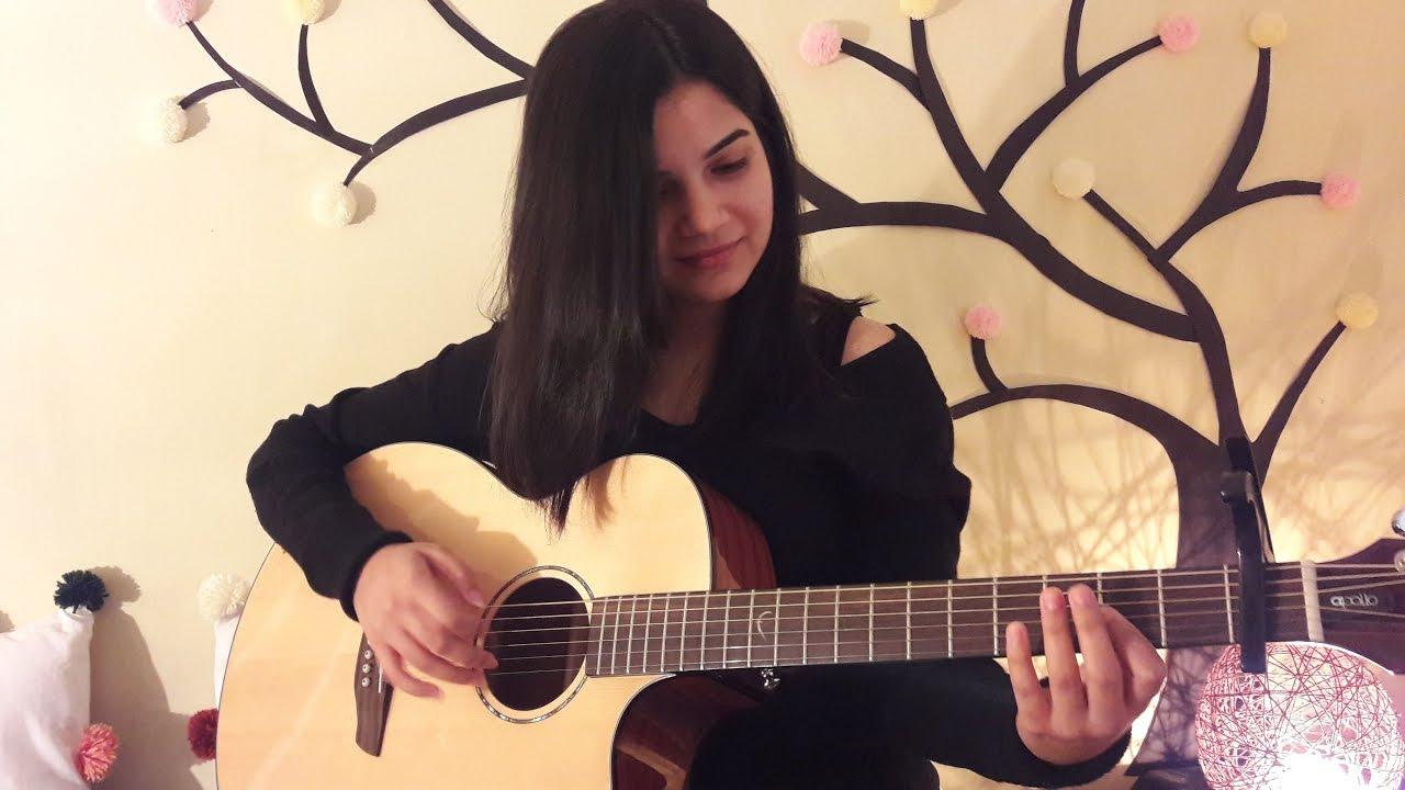 Tum Hi Ho – Aashiqui 2 – Fingerstyle Guitar cover – Piku Attri