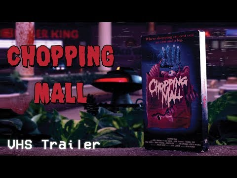 Chopping Mall (1986) - VHS Trailer