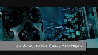 Scenario for SURROGATES Flashmob on 13 June 2010 in Baku, Azerbaijan