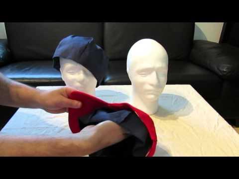 BC240 and BC240Big RF Blocking Lining for baseball hats