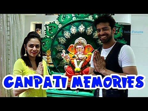 Himanshoo Malhotra and Amruta Khanvilkar thanks Ba