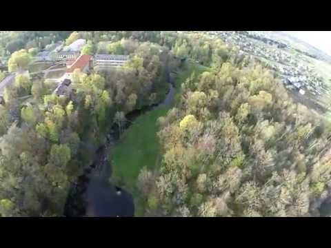 Saldus Drone Video