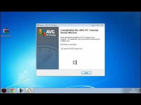 avg pc tuneup full serial hd video tutorial by furia avg pc tuneup con