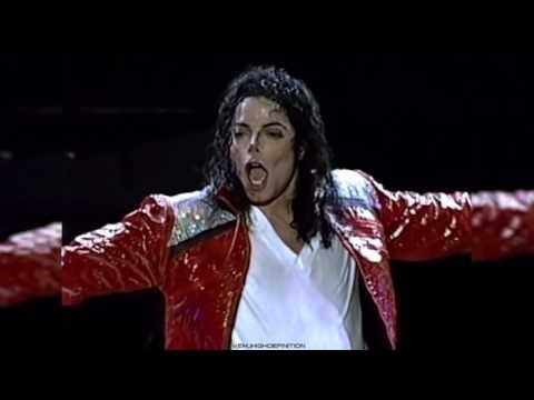 Michael Jackson - Beat It - Live Auckland 1996 - HD