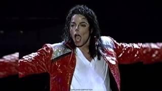 Video Michael Jackson - Beat It - Live Auckland 1996 - HD MP3, 3GP, MP4, WEBM, AVI, FLV Mei 2018