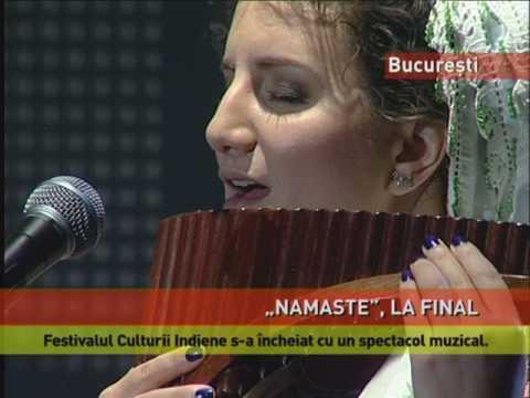 """Festivalul Culturii Indiene """"Namaste"""", la final"""