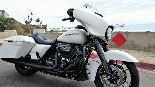 8. 2018 Street Glide Special (FLHXS) Review and Test Ride│My New Bike Reveal!!
