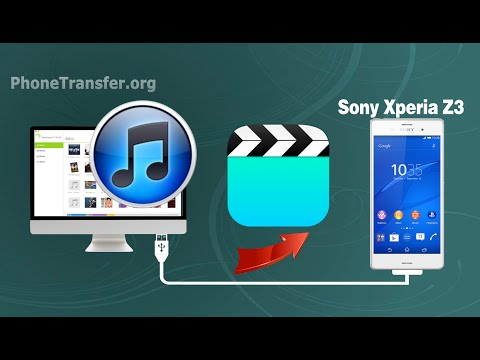 how to sync xperia u