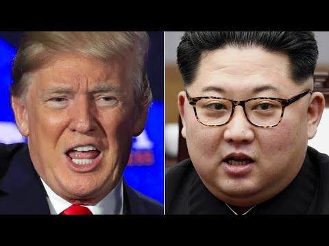 Gipfeltreffen: Kim-Jong- Un und Trump treffen sich in S ...