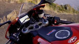 9. 2017 Honda CBR1000RR SP Review