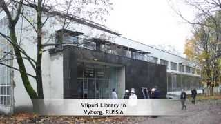 Vyborg Russia  city pictures gallery : Viipuri Library in Vyborg, RUSSIA
