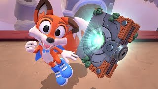New Super Lucky's Tale - Heavy Heads
