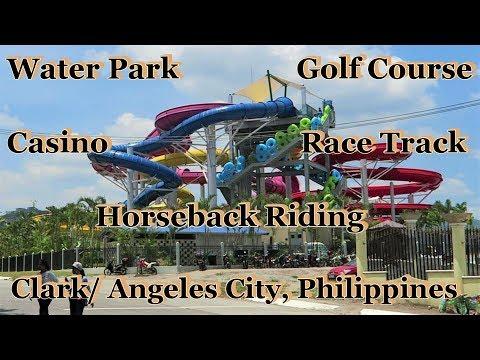 Water Park - Golf Course - Casino - Race Track - Horseback Riding : Clark/Angeles City, Philippines