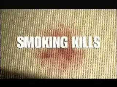Banned Stop Smoking Commercial