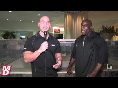Post-Show Interview with Rasheed Oldacre | NPC Nationals 2015