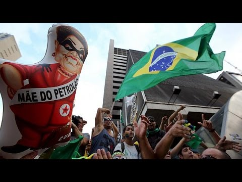Βραζιλία: Ξεκίνησε η διαδικασία αποπομπής της προέδρου Ντίλμα Ρούσεφ