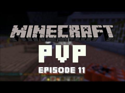 Minecraft PVP - #11 - ЯБЛОКО & ЛАВА