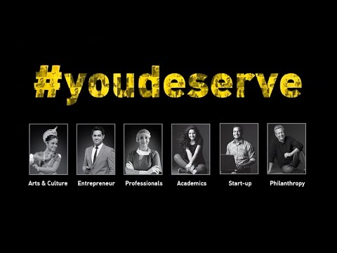 NRI of the Year Awards - A prestigious awards for global Indians #YouDeserve