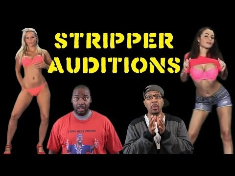 Stripper Auditions! 😂COMEDY😂 (David Spates)