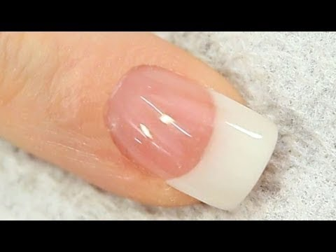 comment poser ongle acrylique