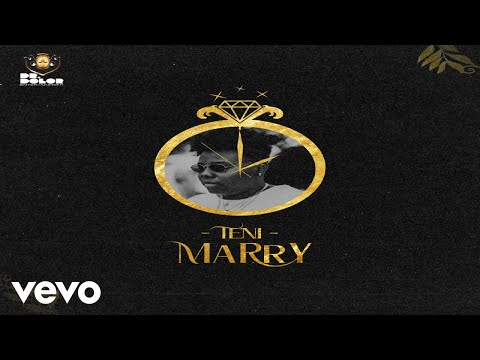 Teni - Marry (Official Audio)