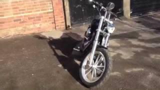 9. 2008 Harley Davidson FXD Dyna For Sale UK